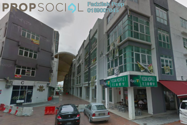 Shop For Sale in Boulevard Business Park, Jalan Ipoh Freehold Unfurnished 0R/0B 2.98m