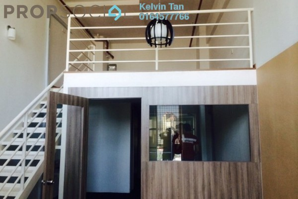 Office For Sale in The CEO, Bukit Jambul Freehold Semi Furnished 1R/1B 360k