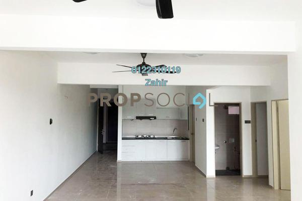For Rent Condominium at Ehsan Residence, Putra Nilai Freehold Semi Furnished 0R/0B 1.5k