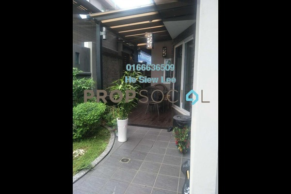 Semi-Detached For Rent in Taman Austin Heights, Tebrau Freehold Fully Furnished 5R/4B 3.4k