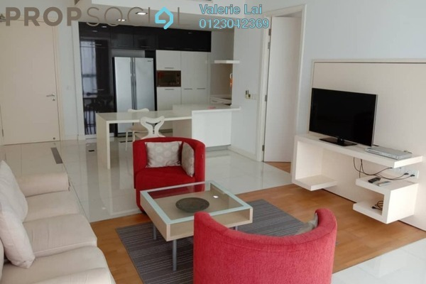 Serviced Residence For Rent in Gateway Kiaramas, Mont Kiara Freehold Fully Furnished 1R/1B 2.5k