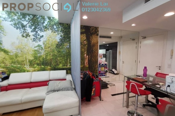 Serviced Residence For Rent in Gateway Kiaramas, Mont Kiara Freehold Fully Furnished 1R/1B 3k