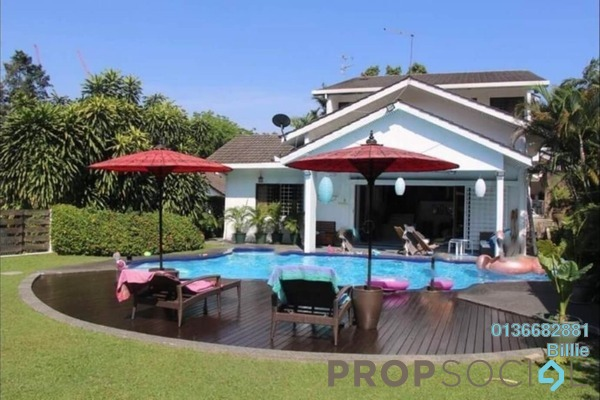 Bungalow For Sale in Damansara Heights, Kuala Lumpur Freehold Fully Furnished 4R/4B 6.48m