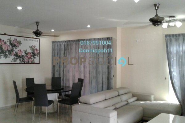 Semi-Detached For Rent in The Gateway, Horizon Hills Freehold Fully Furnished 5R/5B 3.5k