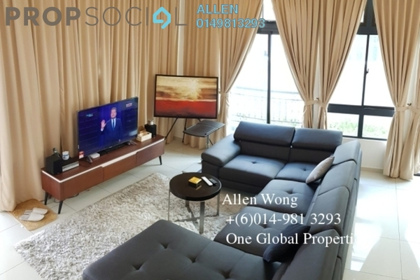 For Rent Link at Eco Botanic, Skudai Freehold Fully Furnished 4R/4B 3.5k