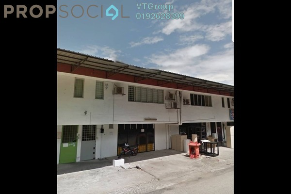 Factory For Rent in Taming Jaya Industrial Park, Balakong Freehold Unfurnished 1R/2B 4k