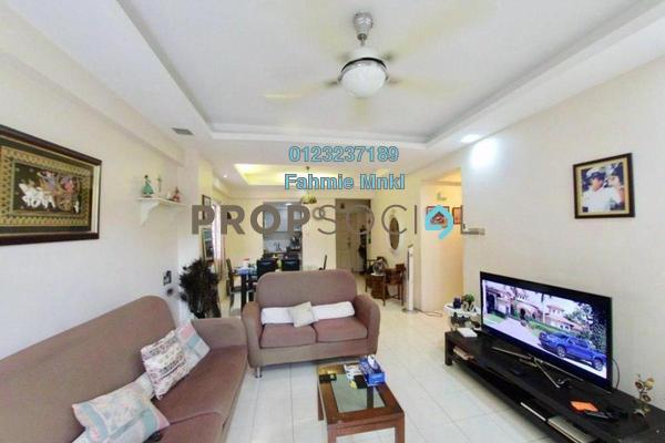Condominium For Sale in Medan Putra Condominium, Bandar Menjalara Leasehold Semi Furnished 4R/2B 400k