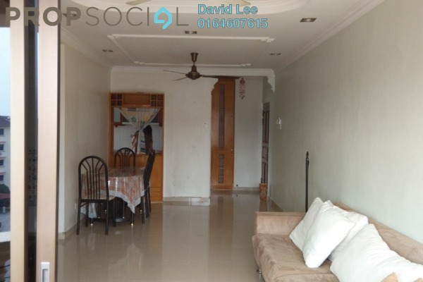 For Sale Condominium at Springfield, Sungai Ara Freehold Semi Furnished 3R/2B 320k