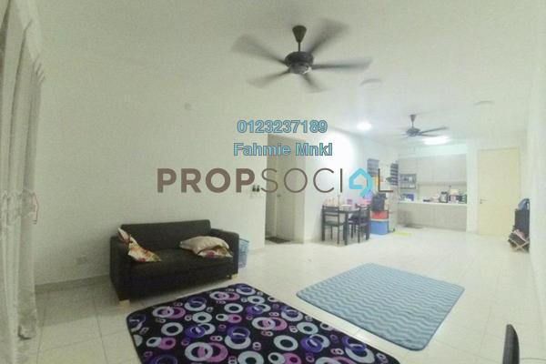 For Sale Apartment at Seri Mutiara, Setia Alam Freehold Unfurnished 3R/2B 340k
