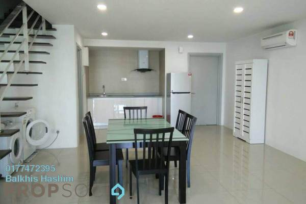 For Sale Condominium at Arte SW, Shah Alam Freehold Fully Furnished 3R/2B 650k