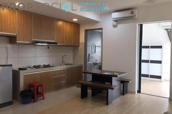 Serviced Residence For Rent in You One, UEP Subang Jaya Freehold Fully Furnished 1R/1B 2.1k