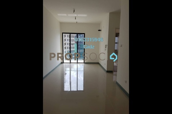 Serviced Residence For Sale in South View, Bangsar South Freehold Unfurnished 2R/2B 720k
