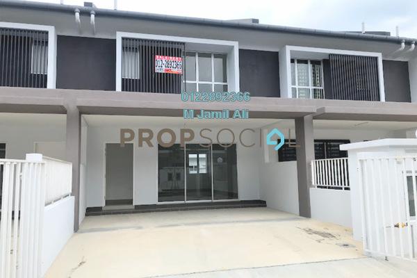 Terrace For Rent in Harmoni Vista, Bandar Universiti Pagoh Freehold Unfurnished 3R/3B 1k