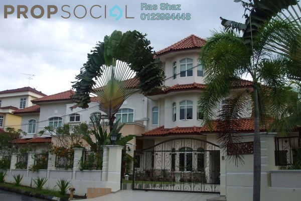 For Sale Bungalow at Bukit Jalil Golf & Country Resort, Bukit Jalil Freehold Fully Furnished 9R/6B 6.5m