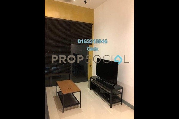 Apartment For Sale in South View, Bangsar South Freehold Fully Furnished 1R/1B 650k