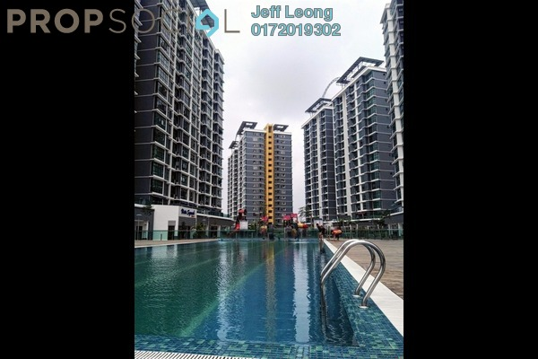 Serviced Residence For Rent in Vista Alam, Shah Alam Freehold Semi Furnished 1R/1B 600translationmissing:en.pricing.unit