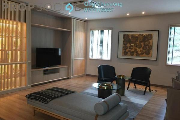 Bungalow For Rent in Jalan Gasing, Petaling Jaya Freehold Semi Furnished 5R/0B 25k