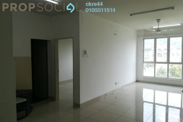 Condominium For Sale in Maxim Residences, Cheras Leasehold Unfurnished 1R/1B 279k