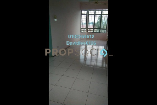 Condominium For Rent in Permai Villa, Puchong Freehold Semi Furnished 3R/2B 950translationmissing:en.pricing.unit