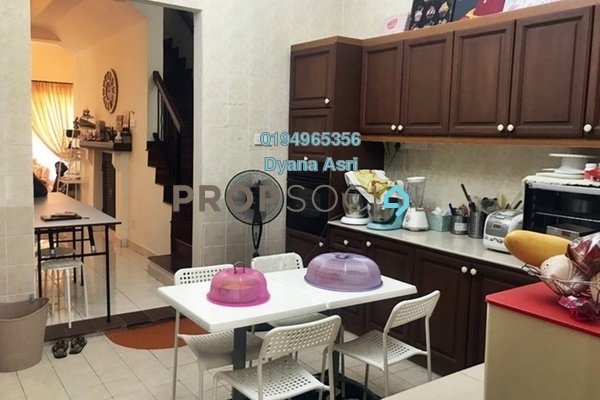 For Rent Superlink at Birai, Bukit Jelutong Freehold Semi Furnished 4R/4B 2.1k