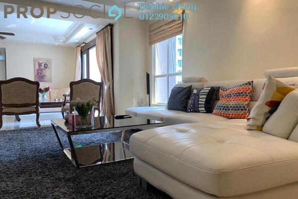 For Rent Condominium at Kiaramas Cendana, Mont Kiara Freehold Fully Furnished 4R/5B 7.5k
