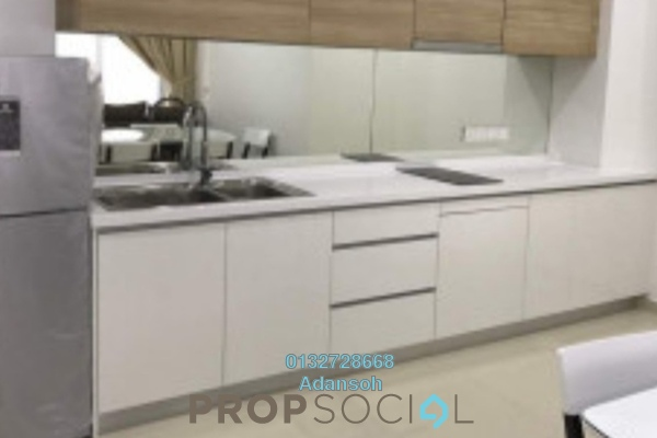 Serviced Residence For Sale in Plaza Arkadia, Desa ParkCity Freehold Fully Furnished 1R/1B 855k