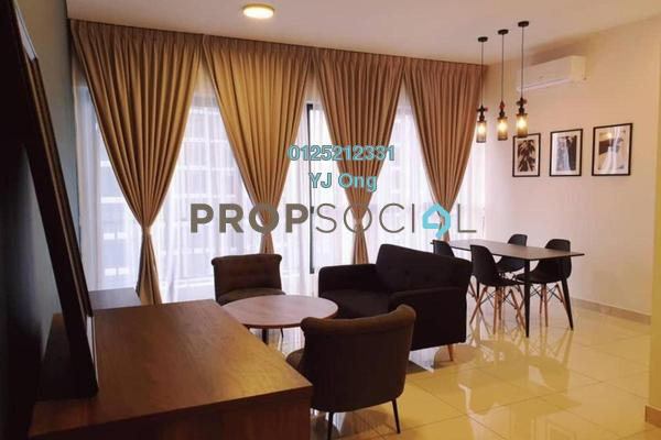 Condominium For Sale in 28 Boulevard, Pandan Perdana Freehold Fully Furnished 3R/3B 750k