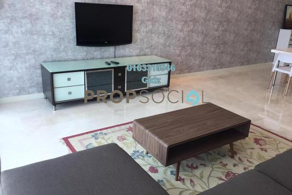 Serviced Residence For Sale in Vogue Suites One @ KL Eco City, Mid Valley City Freehold Fully Furnished 1R/1B 1.5m
