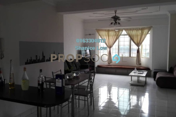 Condominium For Sale in Kelana Puteri, Kelana Jaya Freehold Semi Furnished 3R/2B 420k