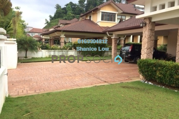 For Rent Bungalow at Puteri 12, Bandar Puteri Puchong Freehold Semi Furnished 6R/7B 12k