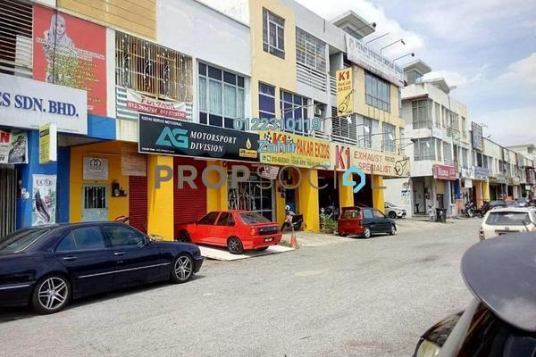 For Rent Office at Taman Kajang Impian, Kajang Freehold Fully Furnished 0R/0B 2k