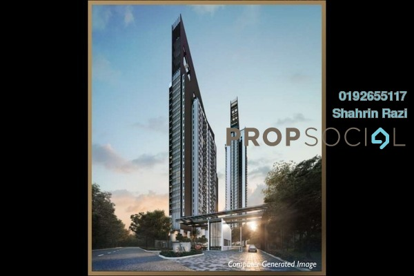 Serviced Residence For Sale in Alix Residences, Kuala Lumpur Freehold Semi Furnished 3R/3B 1m