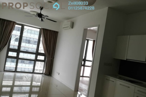 Condominium For Rent in Cascades, Kota Damansara Freehold Unfurnished 1R/1B 1.5k