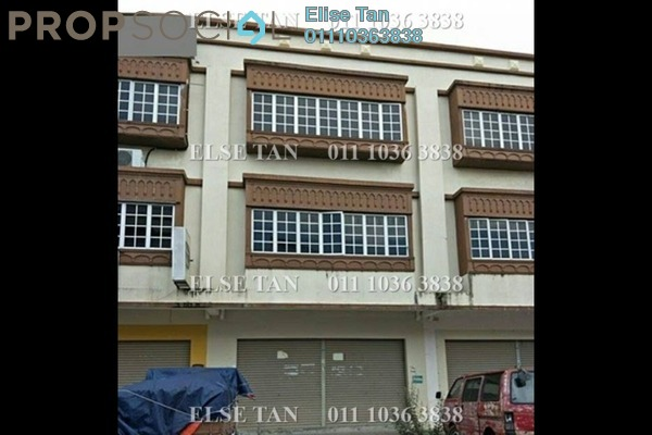 Shop For Sale in Wakaf Che Yeh, Kota Bharu Leasehold Semi Furnished 0R/0B 457k