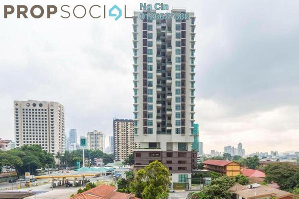 Condominium For Rent in Damai 88, Ampang Hilir Freehold Semi Furnished 2R/2B 3.8k