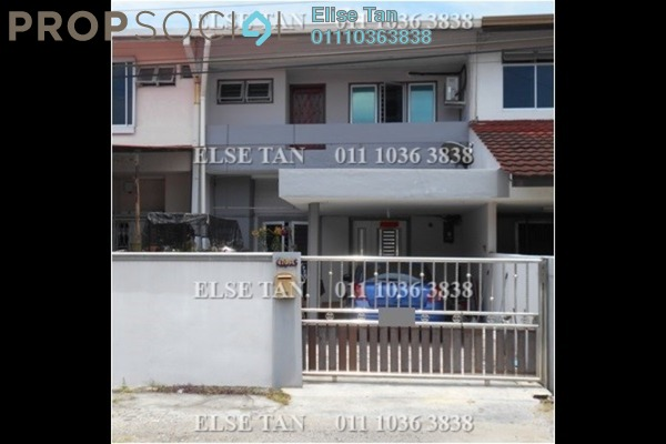 Terrace For Sale in Taman Maju, Kota Bharu Freehold Semi Furnished 4R/3B 252k