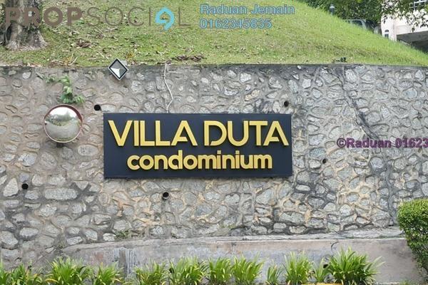 Condominium For Sale in Villa Duta, Bukit Antarabangsa Freehold Unfurnished 3R/2B 330k