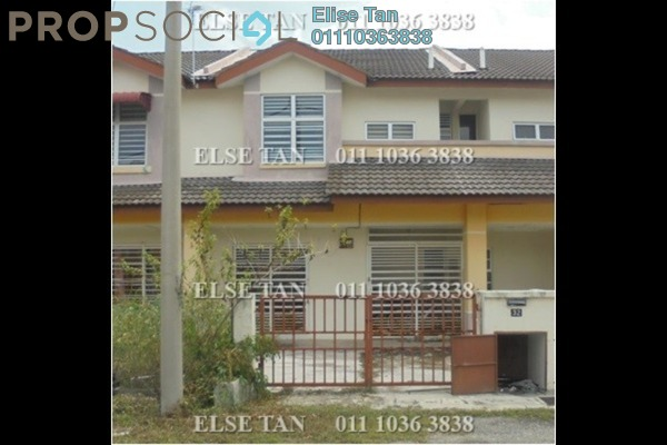 Terrace For Sale in Taman Seri Iskandar, Seri Iskandar Leasehold Semi Furnished 4R/3B 158k