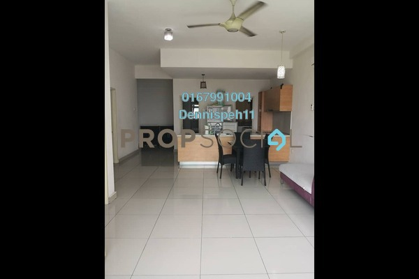 Serviced Residence For Sale in Palazio, Tebrau Freehold Fully Furnished 3R/2B 388k