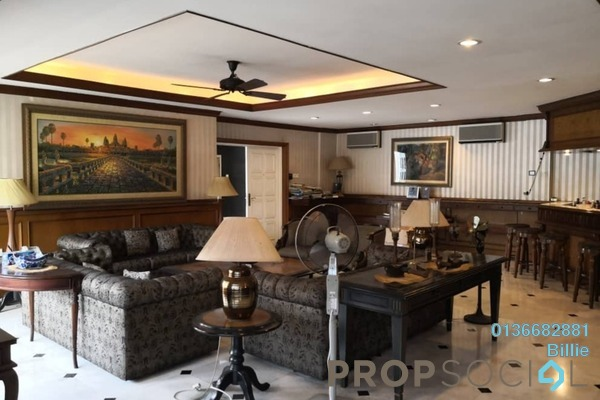 Condominium For Sale in Belvedere, Kenny Hills Leasehold Fully Furnished 4R/7B 2.9m