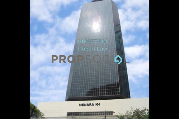 Office For Rent in Menara KH, KLCC Freehold Fully Furnished 0R/0B 20.3k