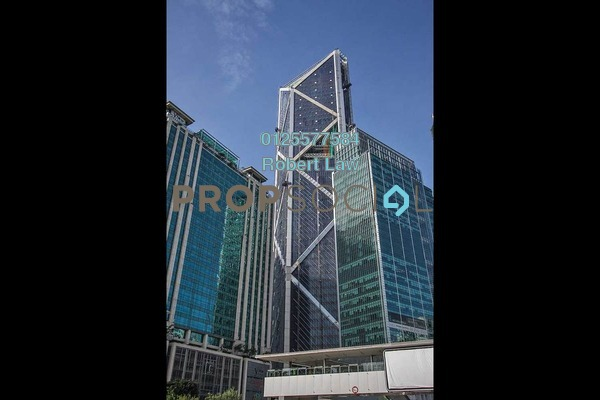 Office For Rent in Ilham Baru Tower, KLCC Freehold Unfurnished 0R/0B 42k