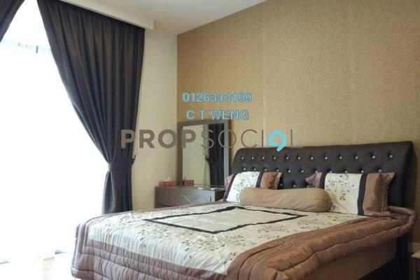 Condominium For Sale in Mirage Residence, KLCC Freehold Fully Furnished 1R/1B 1.05m