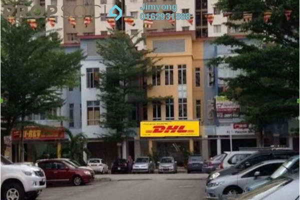 Office For Rent in NZX Commercial Centre, Ara Damansara Freehold Unfurnished 1R/1B 1.8k