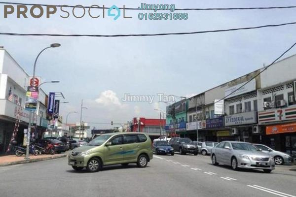 Office For Rent in Taman SEA, Petaling Jaya Freehold Unfurnished 1R/1B 1.8k