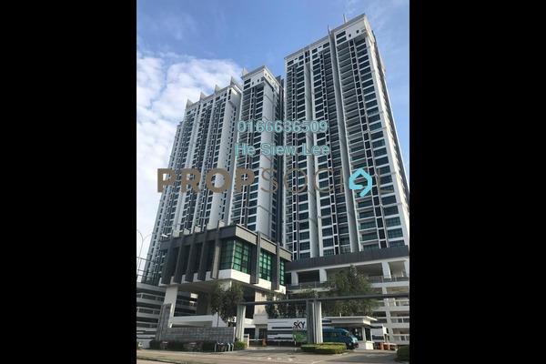 Serviced Residence For Sale in Sky Loft, Bukit Indah Freehold Fully Furnished 3R/2B 580k