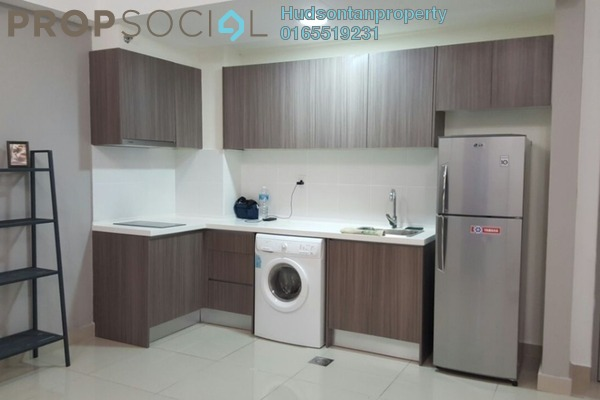 Condominium For Sale in Hyve, Cyberjaya Freehold Semi Furnished 2R/2B 410k