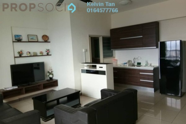 For Rent Condominium at Birch The Plaza, Georgetown Freehold Fully Furnished 2R/2B 1.6k