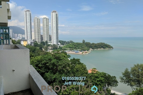 Condominium For Sale in Diamond Villa, Tanjung Bungah Freehold Fully Furnished 3R/2B 950k