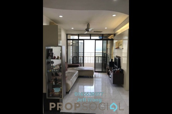 Condominium For Sale in Grand View, Tanjung Tokong Freehold Semi Furnished 3R/2B 588k